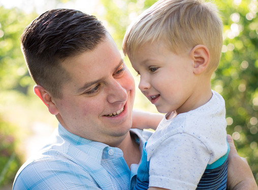 Showing Dads the Love   Colorado Family Photographer   Lakewood, CO
