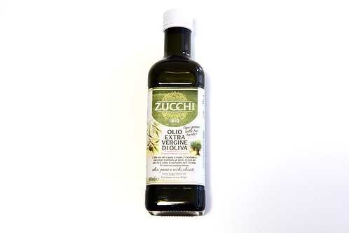 Olive Oil Extra Virgin Zucchi 500ml.