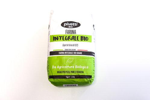 Farina Integrale Bio Pivetti 1kg