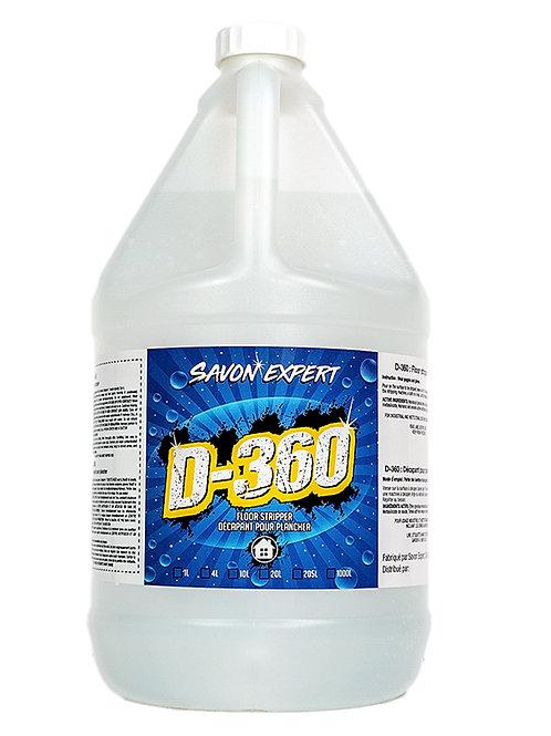 D-360 - DECAPANT BIODEGRADABLE