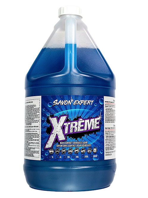 XTREME (SAVON SANS CONTACT)