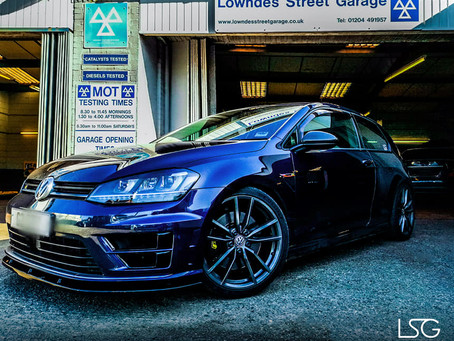 Mk7 Golf R: Tuning & Upgrades