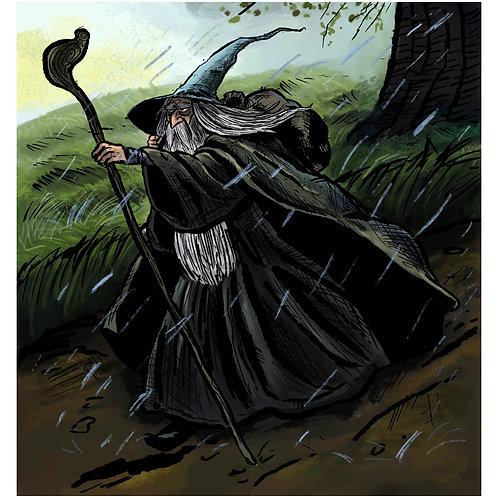 Gandalf 15x16