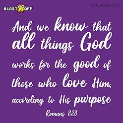 Romans 8 v 28