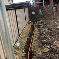 Underground Consumer Main Cable Upgrade with Private Pole - Part 2
