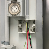 Replacing Existing Power Outlet - Part 1