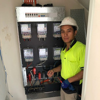 New Meter Installation After