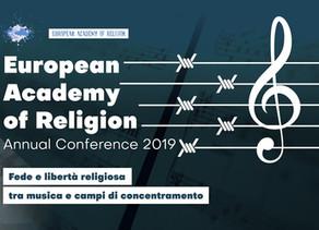 Francesco Lotoro alla Conferenza Annuale della European Academy of Religion