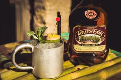 cocktails, rhum runner, montpellier