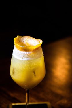 Cocktail Thibon Crusta