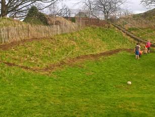 Castle Meadows project