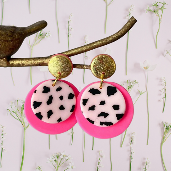 Double & Tripple Circle Earrings