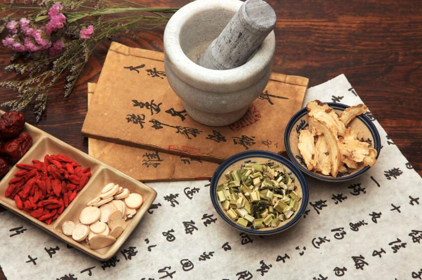 צמחי מרפא ורפואה סינית