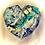 Thumbnail: Custom Large 3D Resin Heart Personalised Keepsake