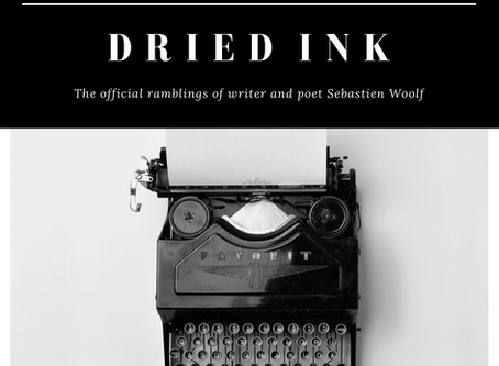 Dried Ink: winter 2020