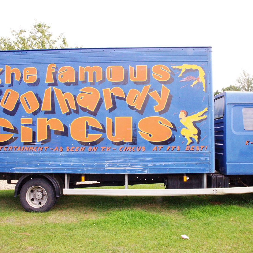Foolhardy Circus Truck