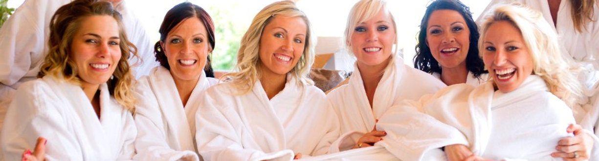 The Total Spa Escape by The Spa Lady | Office Spa | Pamering | Kids Spa Party