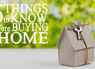 Buying a North Carolina Home
