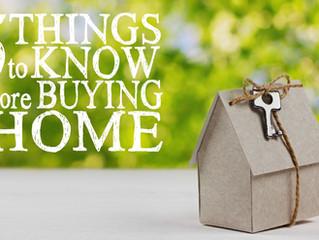 Buying a North Carolina Home