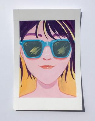 sunglasses-summer-painting