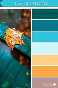 Fall Color Scheme 1