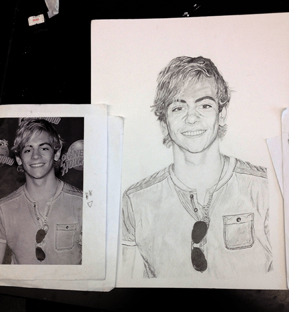 ross-lynch-graphite-drawing