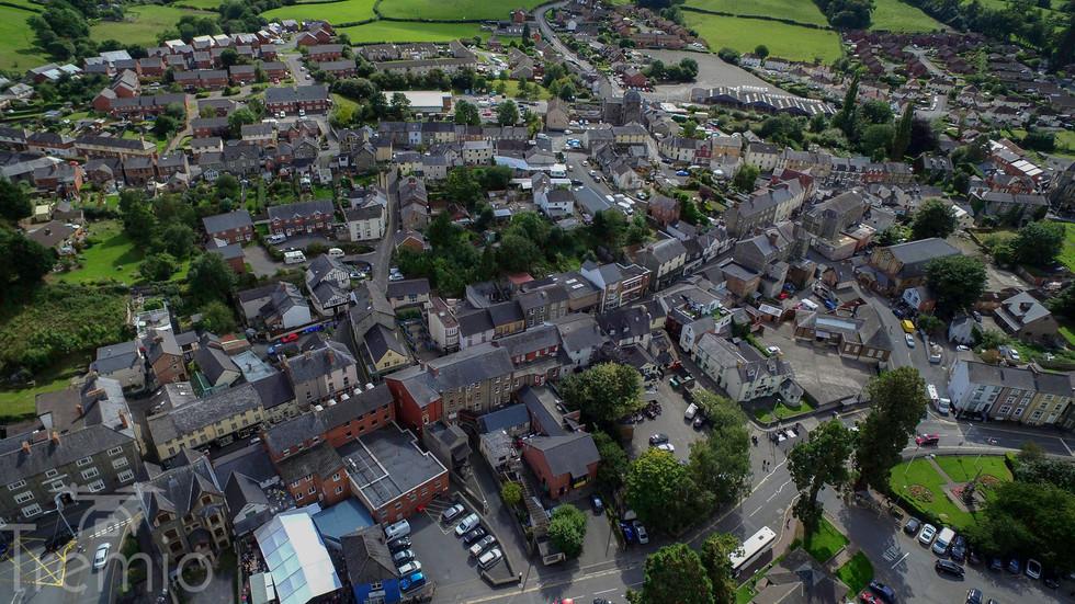 Builth Wells, Powys