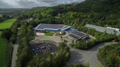 Burger Factory, Builth Wells, Powys