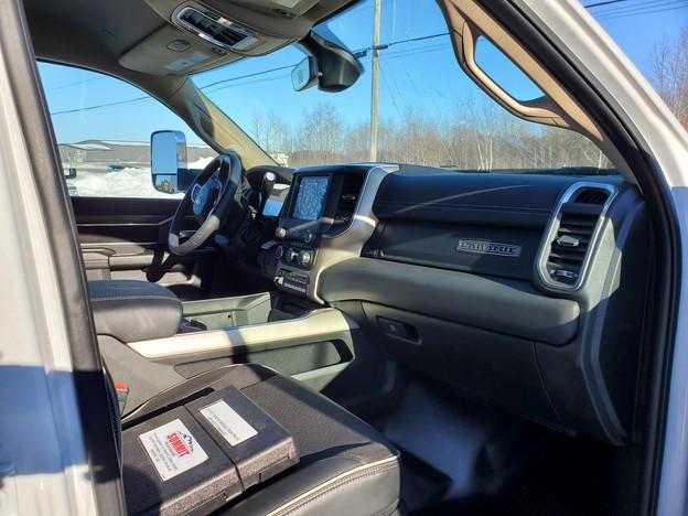 Laramie Cab Interior 1