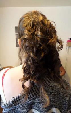 - Prom Hair -