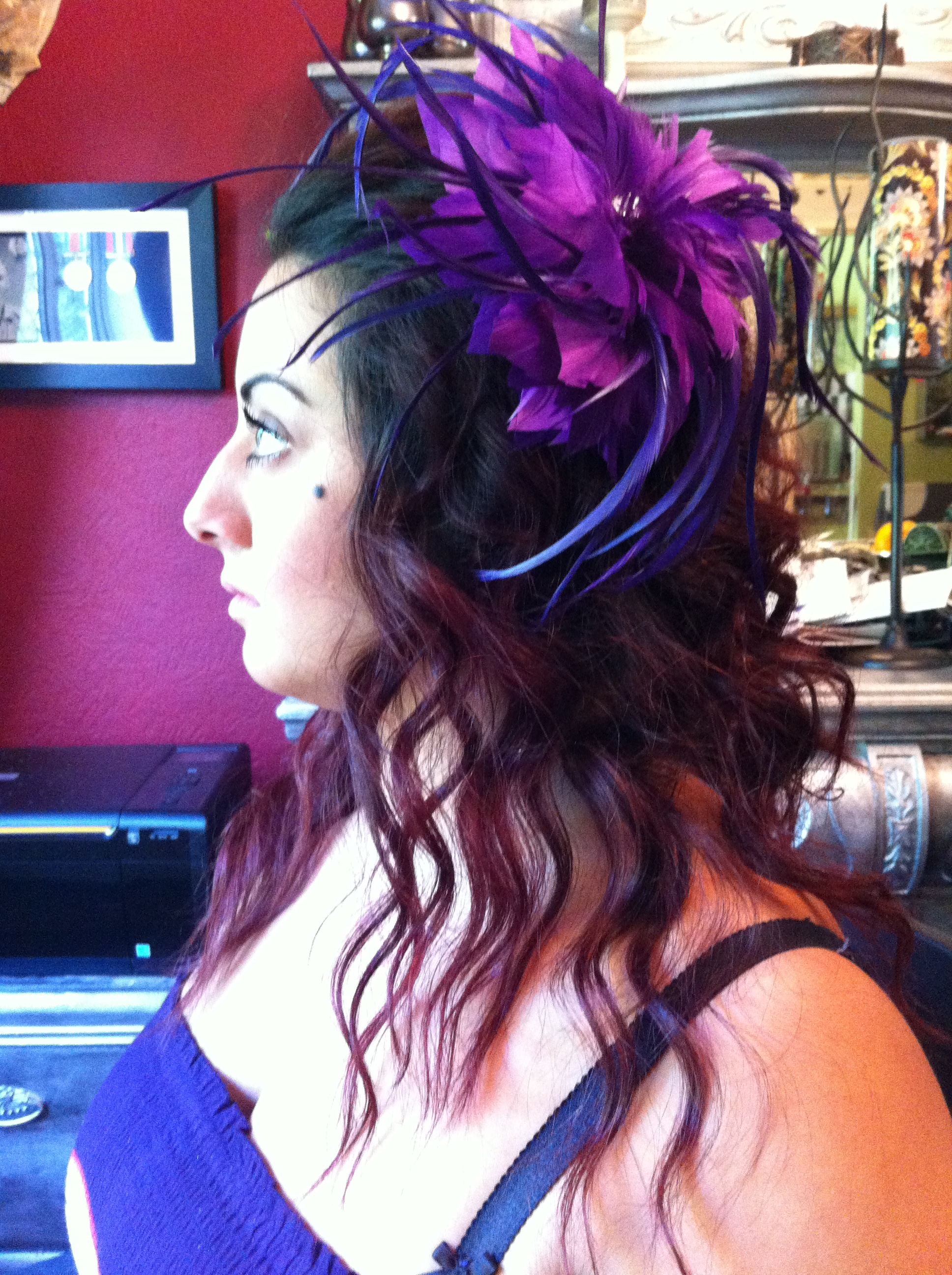 - Wedding Hair -