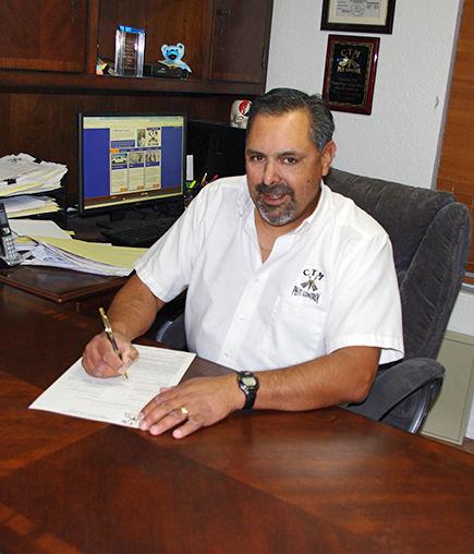 Tony Macis of CTM Pest Control