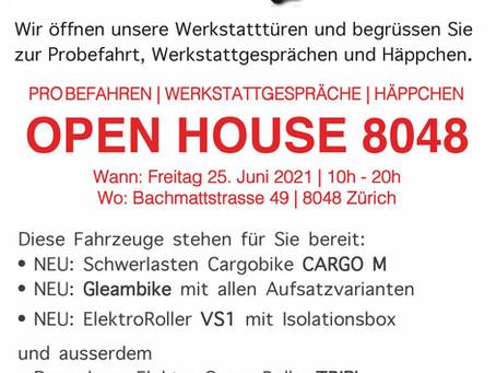 OPEN HOUSE 8048