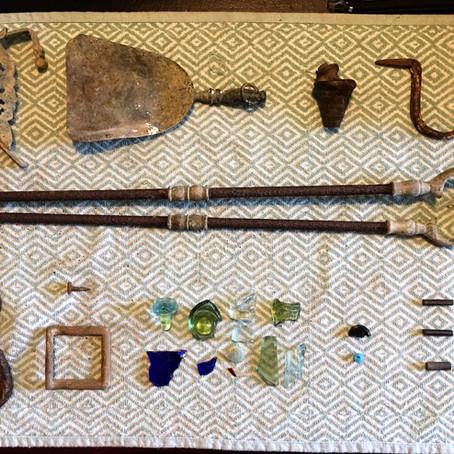Excavations @ Cwm Dwfn House: Part 2
