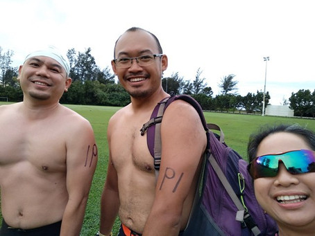Panaga Triathlon October 2016