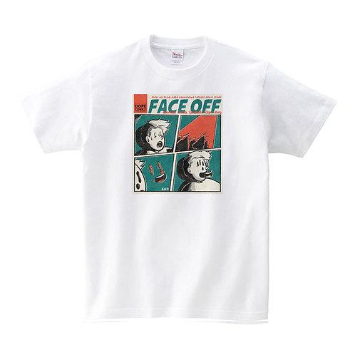 -FACE OFF- Tシャツ ユニセックス