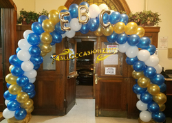 Homecoming Arch