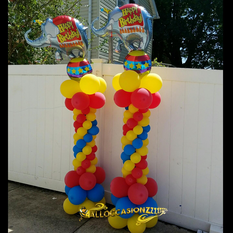 Circus Columns