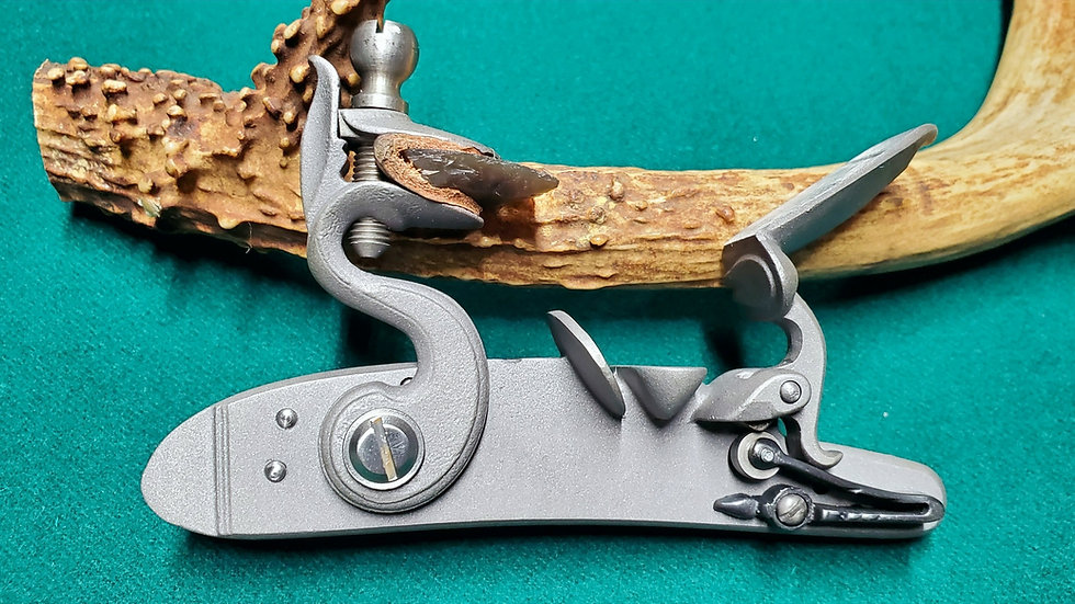 Henry Nock Lock(Roundtail version)