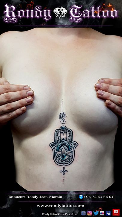 #maindefatma #tatouage #tatouagerennes #tatoueur #artistetatouer #tattooartist #tatoueurrennes #ink