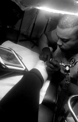 #portrait #tattoo #tatouagerennes #tatoueur #artistetatouer #tattooartist #tatoueurrennes #ink #inke