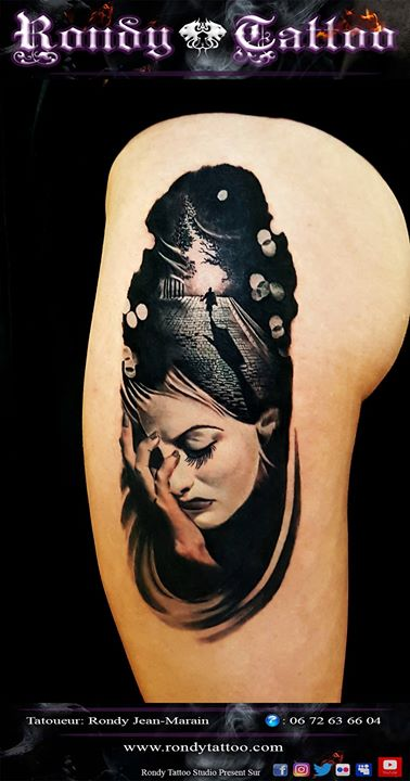 #réalismetattoo  #tatouagerennes #tatoueur #photo #artistetatouer #video #tattooartist #tatoueurrenn