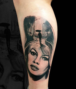 #portrait #realismtattoo #tatouagerennes