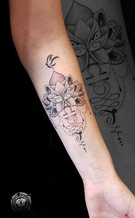 mandala tattoo - www.rondytattoo
