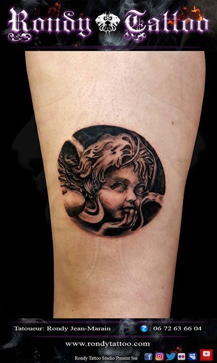 #angetattoo #réaliste #tatouage #tatouagerennes #tatoueur #artistetatouer #tattooartist #tatoueurren
