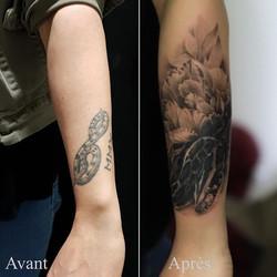 #coverup #tattoocover #tattoocoverup  #w