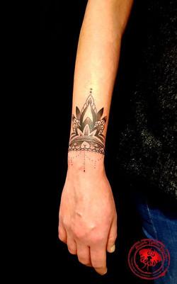 mandala tattoo #bishoprotary #worldfamousink #tatouagerennes #tatoueur #photo #artistetatouer #photo