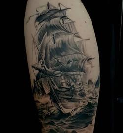 #bateau #bateaupirate #realism  #rennesm