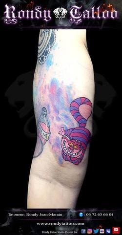 3ème session #bishoprotary #idée #tattoorennes #tatoueur  #artistetatouer #tattooartist #tatoueurren