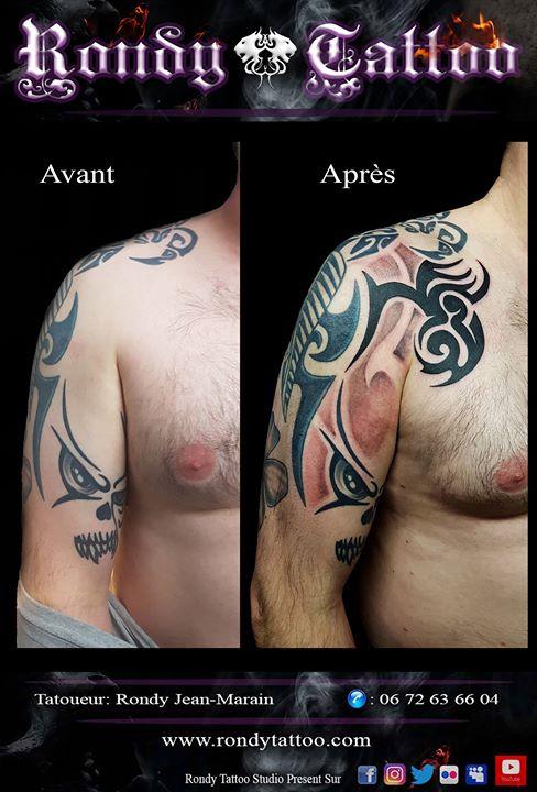 #tribaltattoo #idée #tattoorennes #tatoueur #artistetatouer #tattooartist #tatoueurrennes #tatouage